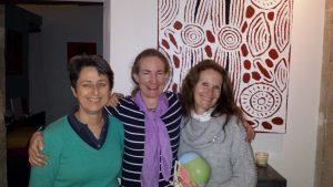 Odile, Maria, Vivianne